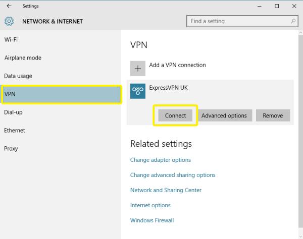 Set Up a VPN for Windows 10 with L2TP (Manual Setup ...