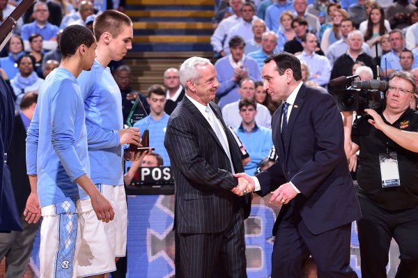 roy williams on importance of win over duke - HD3621×2410