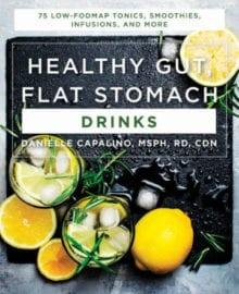 Healthy Gut Flat Stomach Drinks Cookbook