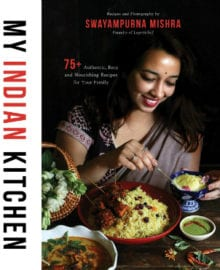 My Indian Kitchen Cookbook