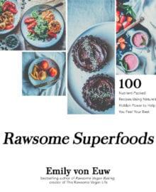Rawsome Superfoods Cookbook