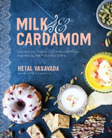 Milk & Cardamom Cookbook