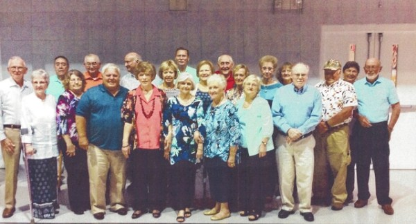 Dobson Class of 59 holds 57th reunion | Mt. Airy News