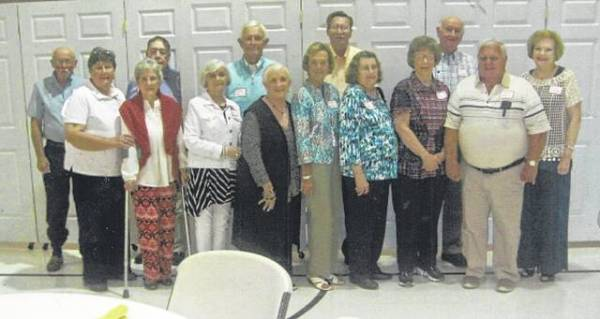 Mt. Airy News | Dobson Class of '59 holds 58th reunion