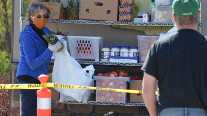 annandale food shelf is stable resource