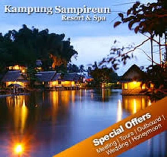KLIEN 11 - KAMPUNG SAMPIREUN RESORT & SPA