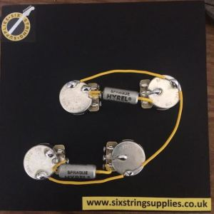50s style Les Paul wiring