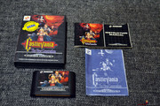 SMD Castlevania The New Generation