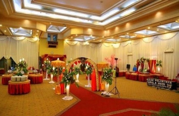 Gedung Cawang Kencana Wedding 1