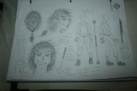 3DS Mx creación personajes