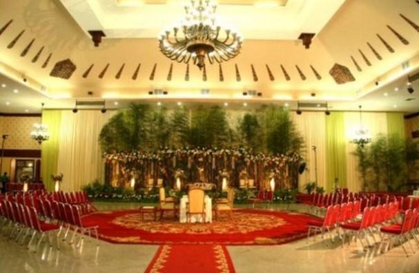 gedung resepsi pernikahan di Jakarta Timur lengkap dengan alamat dan nomor yang bisa dihubungi