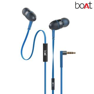 boAt BassHeads 225 Special Edition In-Ear Headphones with Mic, headphones with mic under 500 india