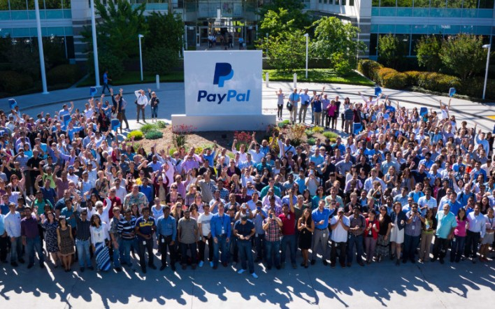 paypal - home