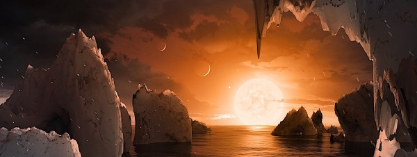 The Seven Fictional Planets We Hope NASA Just Discovered ...