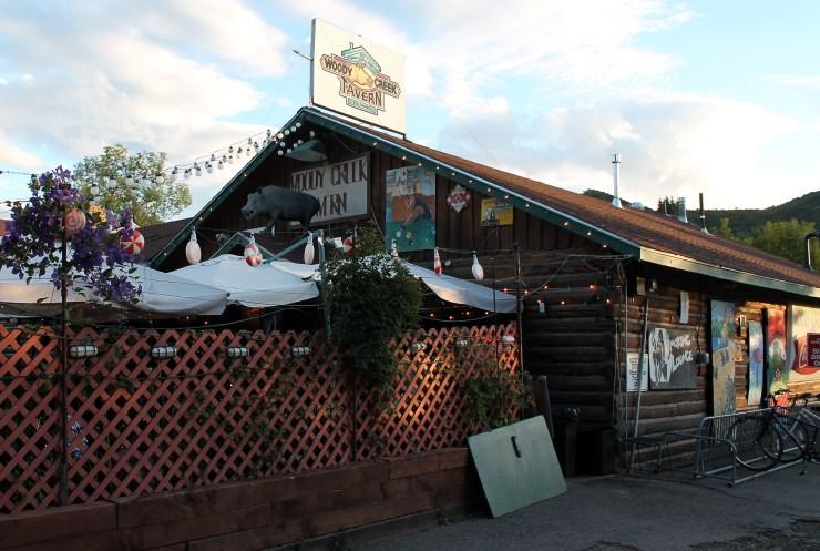woody creek tavern