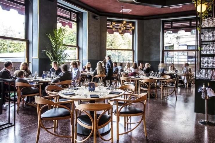Grand Café, Oslo