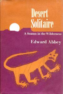 Edward Abbey,Desert Solitaire