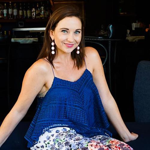 Best Miami Beauty  Blogger Semi-Finalist Coffee with Courtney