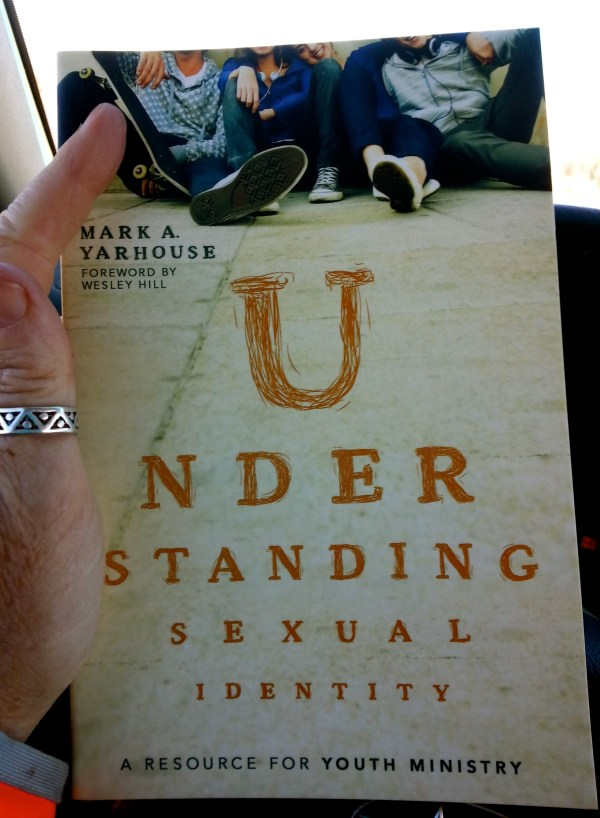 """""""Understanding Sexual Identity"""" By Mark Yarhouse 