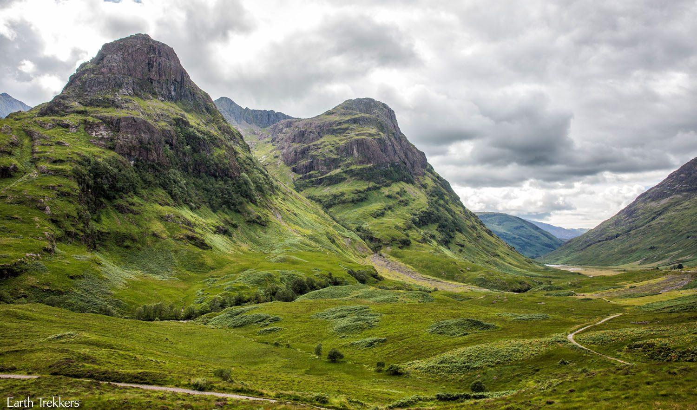 Postcards From Glencoe Scotland