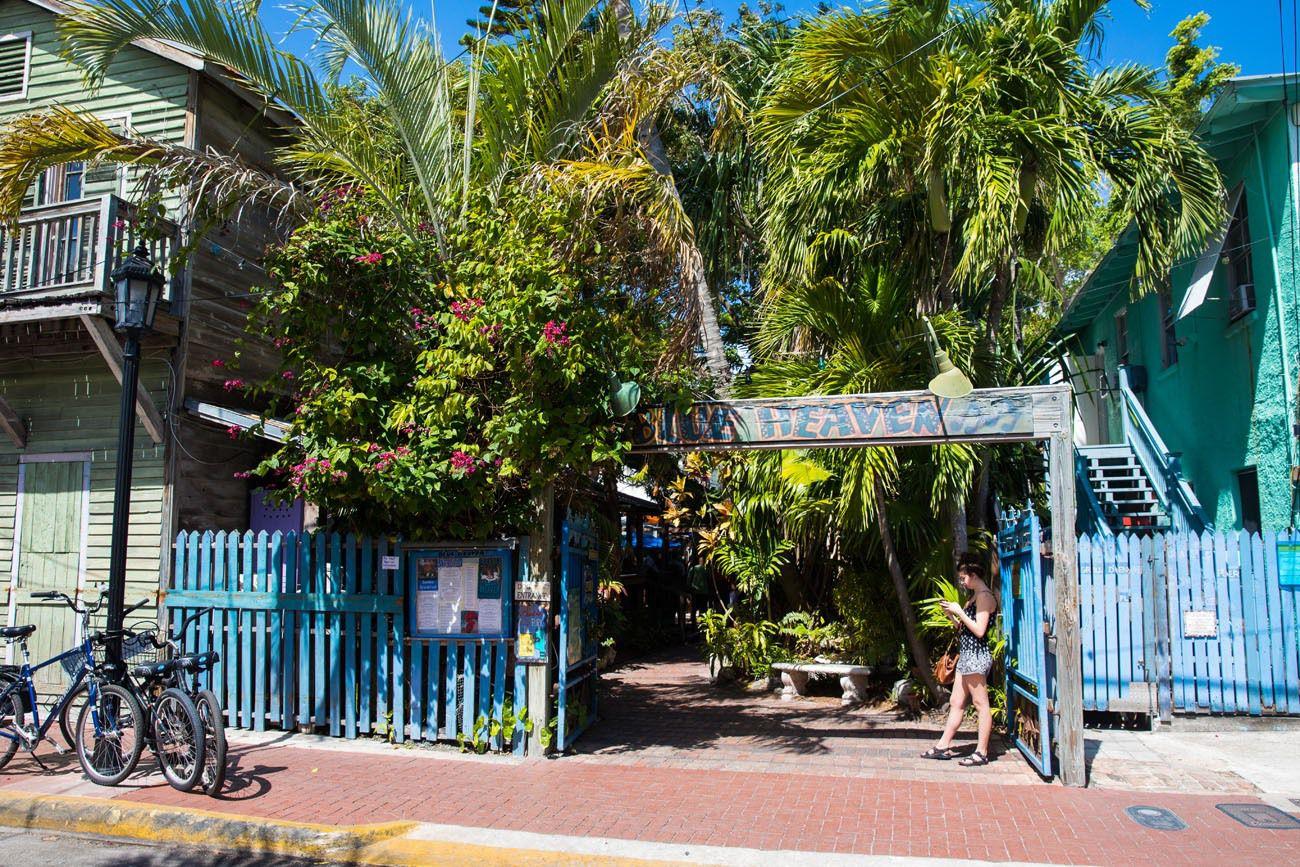 Tapas Restaurant Key West