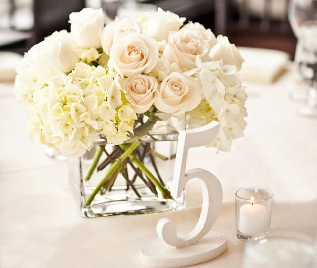 Wedding Table Number Ideas   Addthis Sharing Buttons