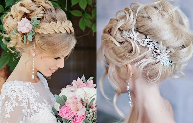 high updo wedding hairstyle | find your perfect hair style