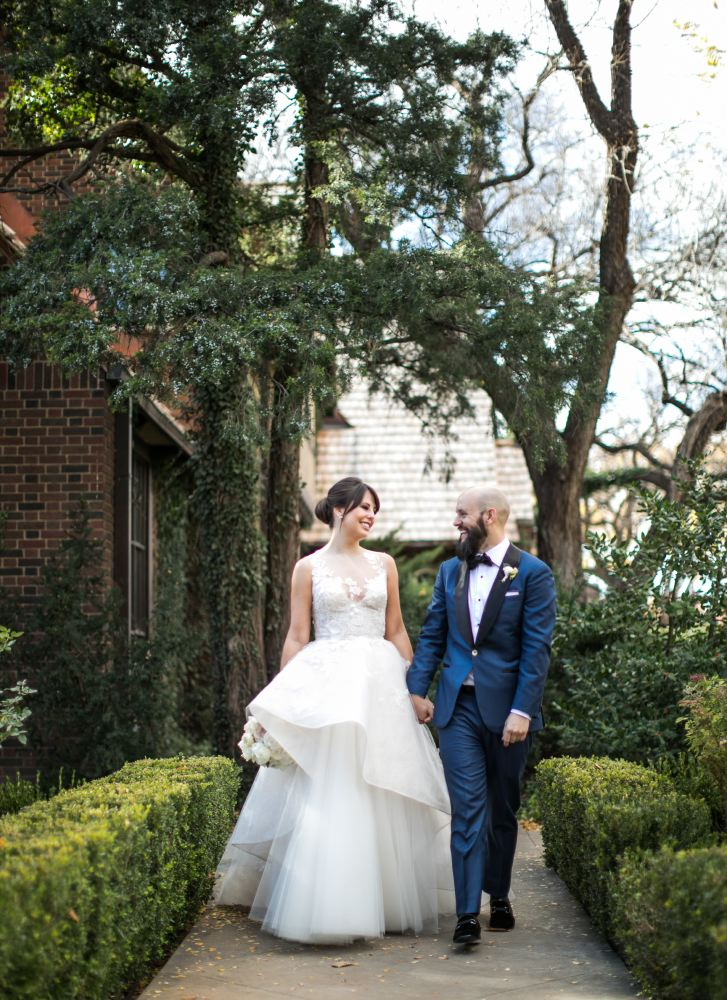 Elegant Southern White Luxury Wedding from Samuel Lippke Studios