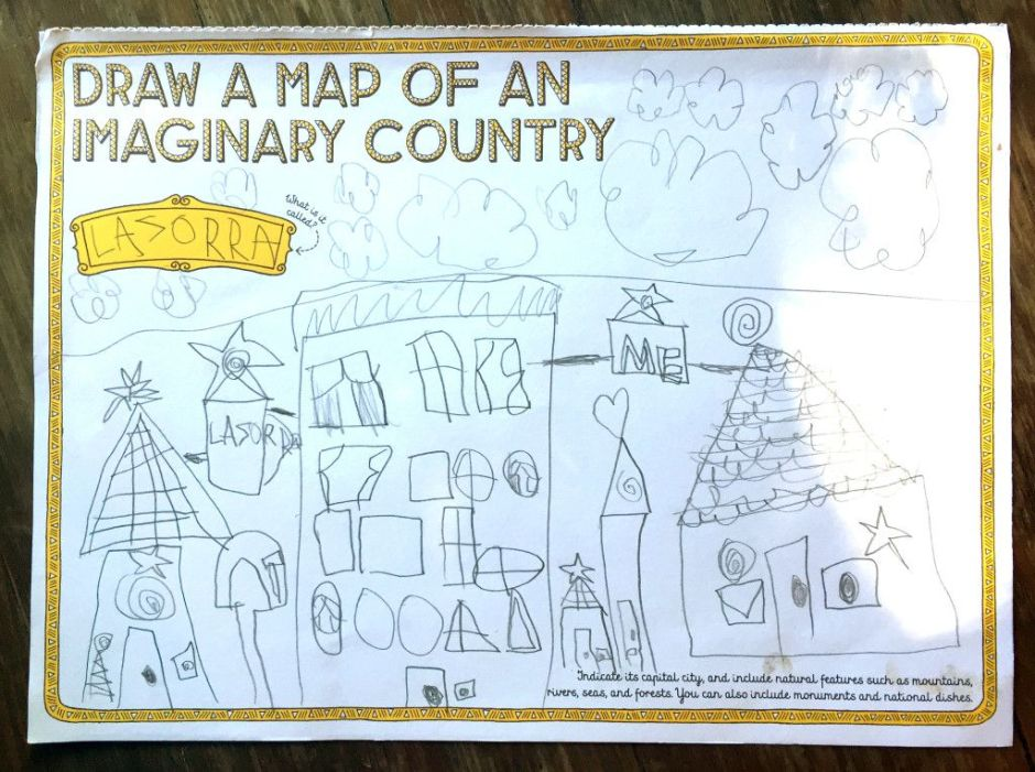 lucys imaginary country