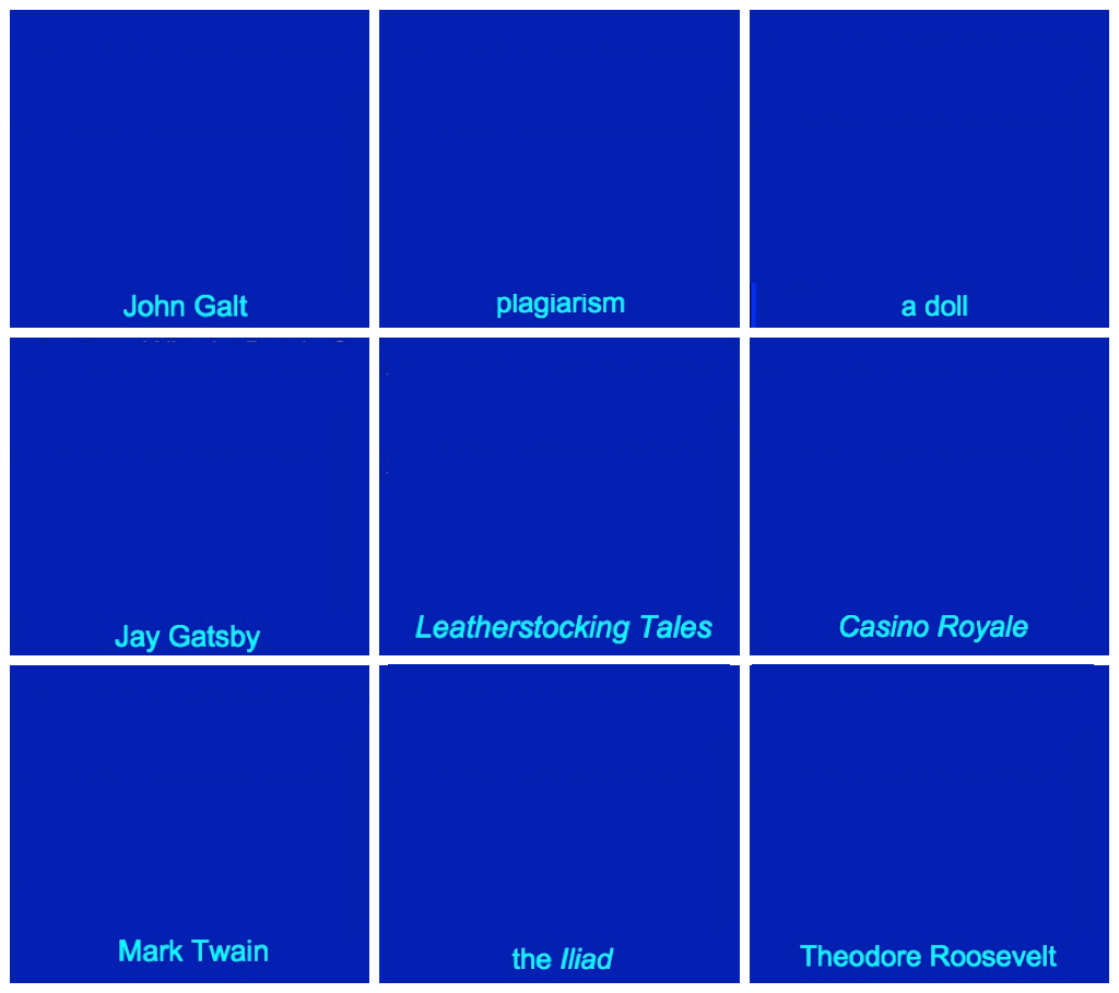 Bookish And Literary Trivia From Final Jeopardy Categories