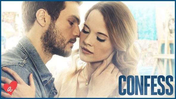 Confess adaptation series promo image