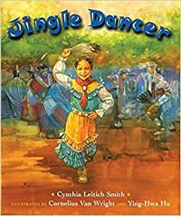 Cover for Jingle Dancer by Cynthia Leitich Smith