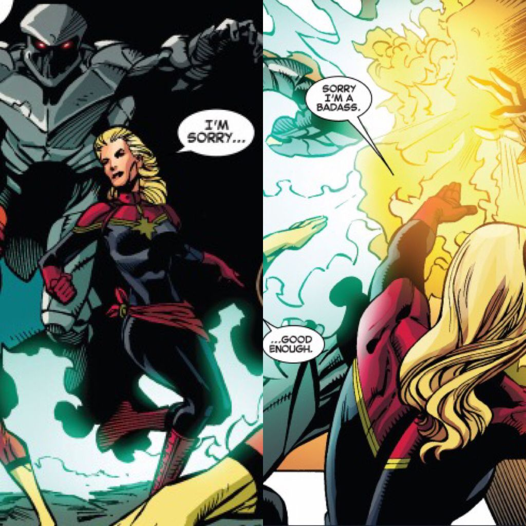 20 captain marvel quotes to get you pumped for the movie | book riot
