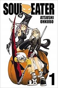 Couverture du volume 1 de Soul Eater - Atsushi Ohkubo