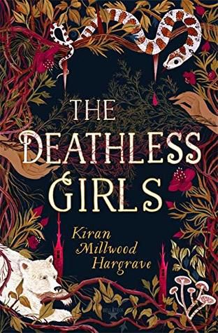 The Deathless Girls by Karen Milwood Hargrave cover image