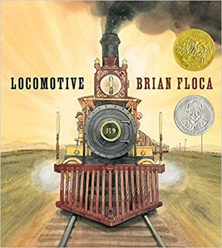 Locomotive Brian Floca cover