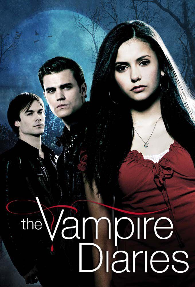 The Vampire Diaries TV poster