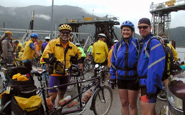 Sechelt to Powell River