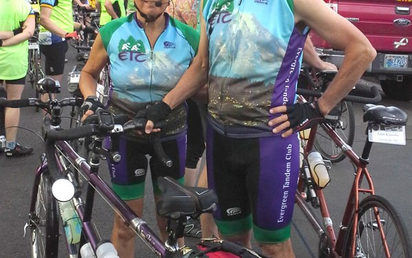 NW Tandem Rally 2014