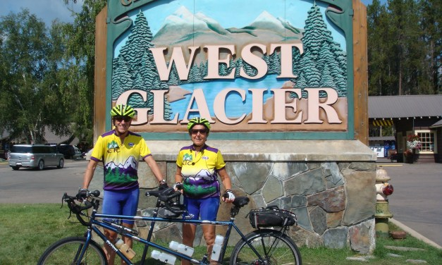 Overview – Bike Glacier, Banff & Jasper National Parks
