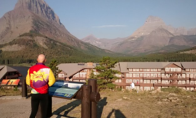 Day 3 – Glacier to Waterton Lakes