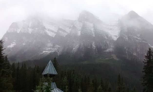 Day 5 – Banff to Lake Louise