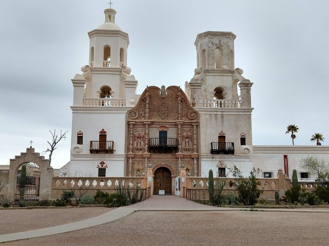 3.26 Mission San Xavier