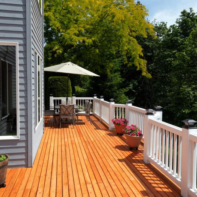 custom deck builder in raleigh nc