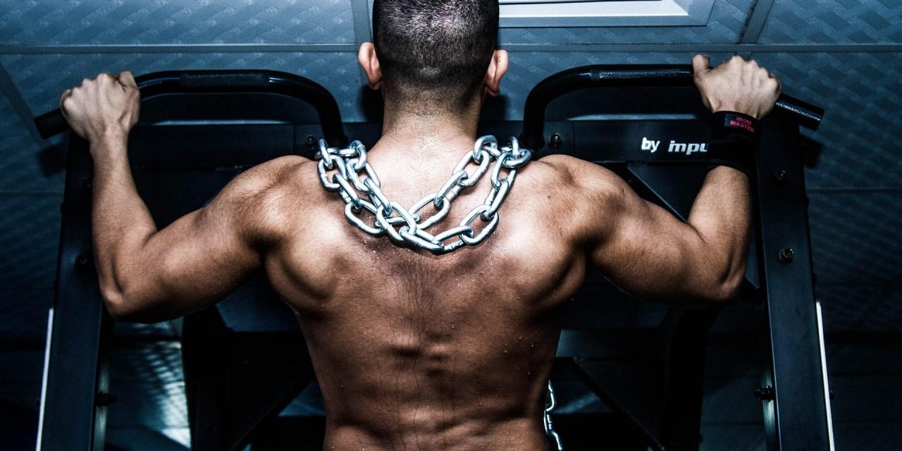 5重點背部訓練,有感打造厚實背肌!