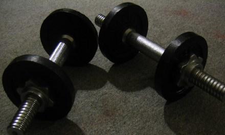 【運動】女孩也該重量訓練(三)持續燃燒脂肪!