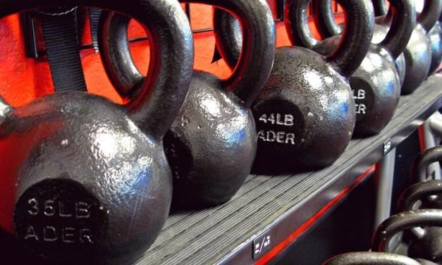 超有效核心訓練,壺鈴的5種全身性肌力動作