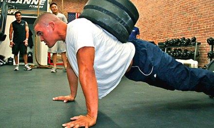 進階者的訓練-重量遞減訓練法