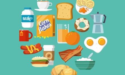 一日之計在於晨,你知道早餐怎樣吃最健康嗎?
