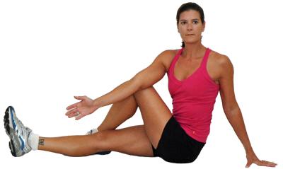不只是扭腰轉身!4大肌肉伸展運動教給你!(上)
